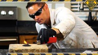 Homemade Gunpowder, For Science!