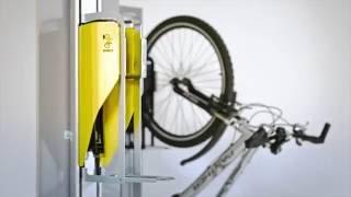 Bikers Riopardo | Empresa lituana cria suporte inteligente para bicicleta