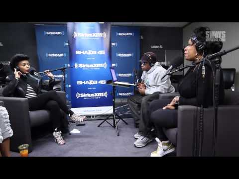 PT. 2 Janelle Monae Sings with Sway & Explains Being Nice and Nasty
