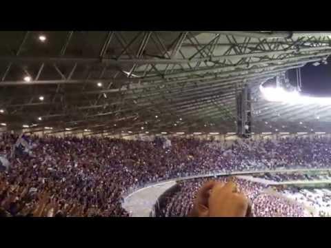 Cruzeiro x São Paulo - Libertadores 2015 - Dizem que somos loucos da cabeça