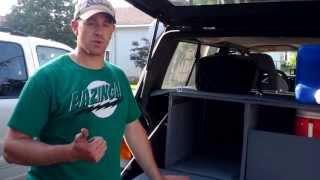 Jeep Cherokee XJ Storage System The 4x4 Podcast