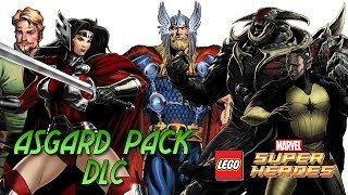 LEGO: Marvel Super Heroes Asgard Pack DLC & Saving Stan
