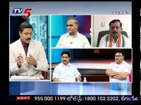 YS Jagan Will Change Fortunes Of Political Parties News Scan Debate - TV5