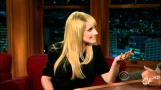 Video: Melissa Rauch - Craig Ferguson (2012)