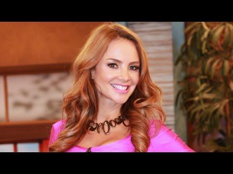 Ximena Córdoba está muy contenta porque tiene seguidores en España