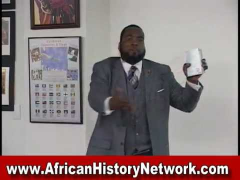 The 7 Deadly Sins - Science Of Racial Extermination -  Dr. Umar Johnson - Part 2
