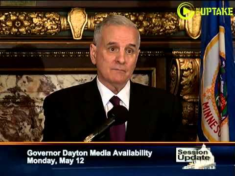 Dayton Answers Questions About Medical Marijuana Bills