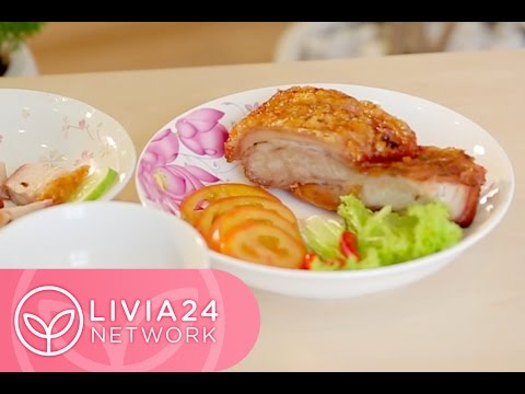 Heo quay - Pork Roast