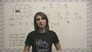 LSAT June 2007 - Logic Game 2 Part 6