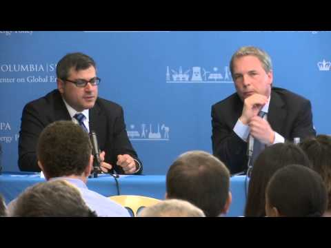 CGEP: BP Statistical Review of World Energy 2014, with Christof Ruhl, Chief Economist, BP