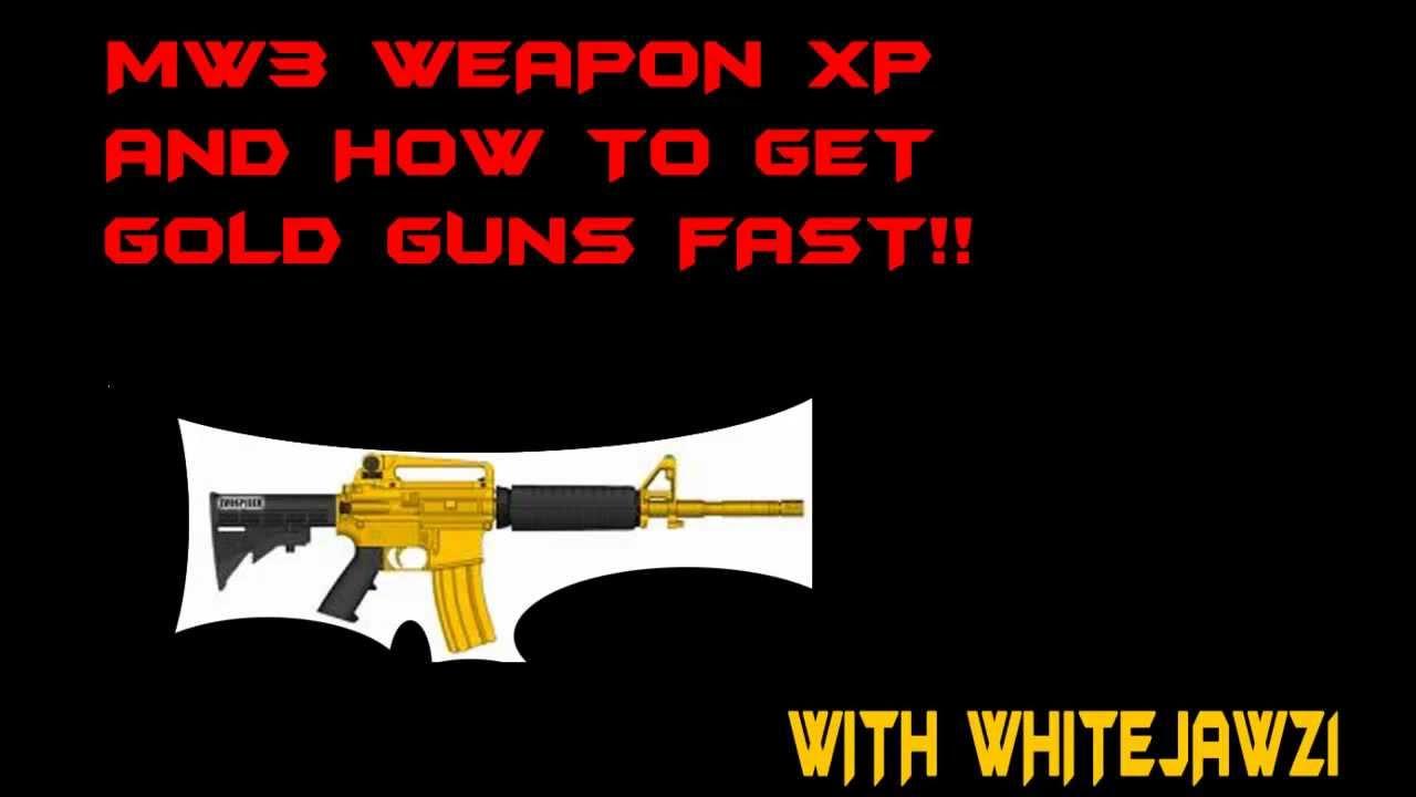 overwatch how to get golden guns fast