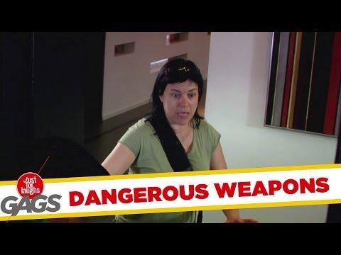 Weapon of Mass Destruction Prank