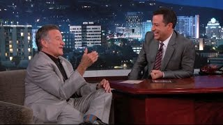 Robin Williams' Funniest Moments