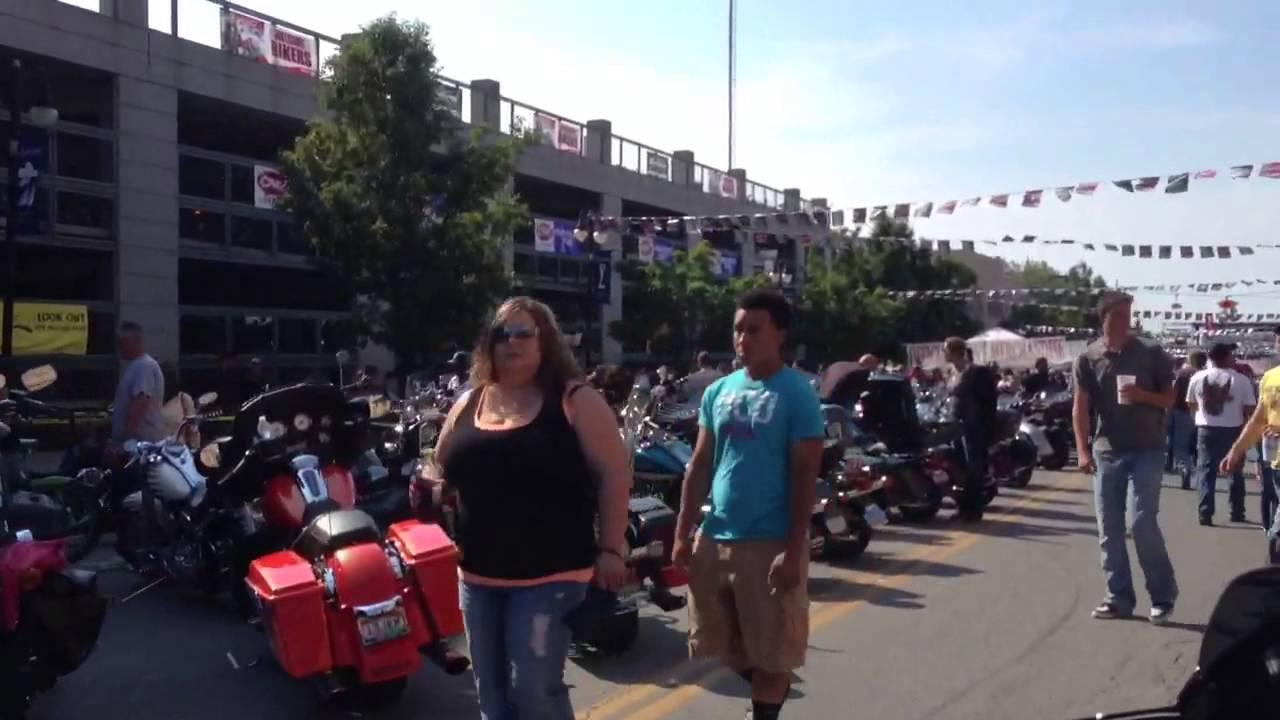 Sandusky Ohio Bike Week 2014