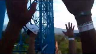 Accidente En Six Flags Mexico 2013