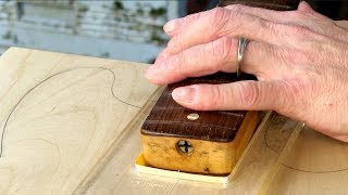 Watch the Trade Secrets Video, How to rout a Fender neck pocket