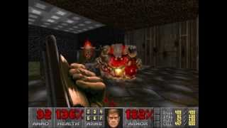 Sister Playing Doom 2 PC [HD] - The Pit