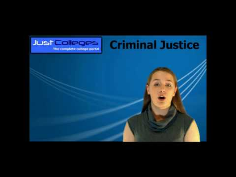 The Benefits Of  Having A Criminal Justice Degree