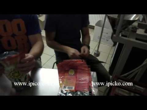 Полуавтомат наполнения и запечатывания пакетов ДОЙ-ПАК