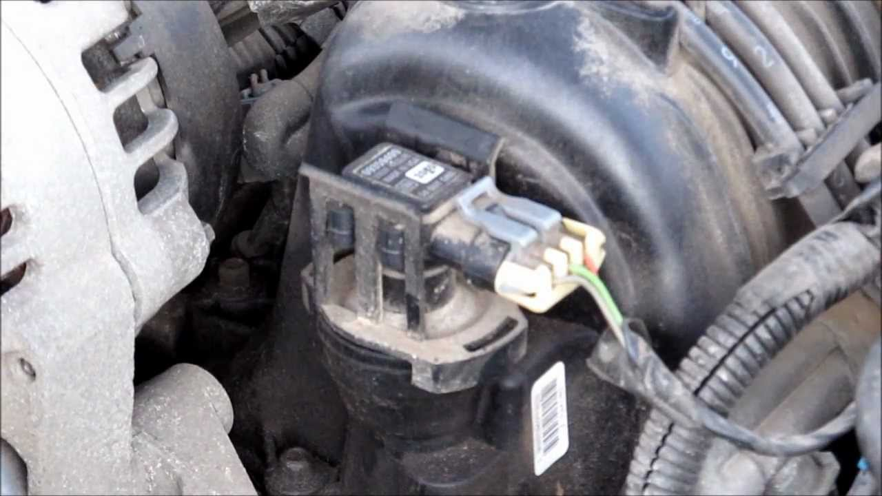 Chevrolet Cruze Fuel Pressure Sensor Location on toyota tundra oxygen sensor location