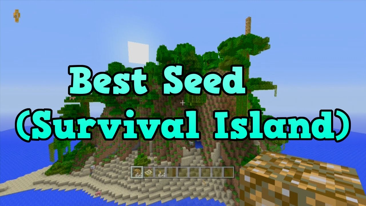 Survival island seed ps3 youtube