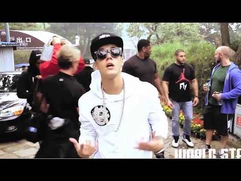 Justin Bieber 'All That Matters' Music Video -- LEAKED!