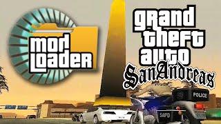 Como Instalar O Mod Loader No GTA San Andreas