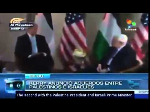 John Kerry: Israel and Palestine agree to intensify peace talks