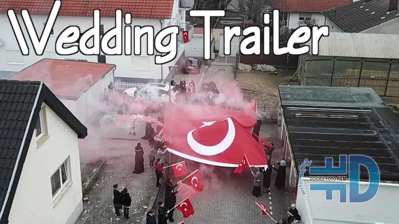 Melda & Abdullah - WEDDING TRAILER