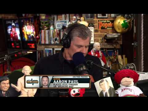 Aaron Paul on the Dan Patrick Show (Full Interview) 3/12/14