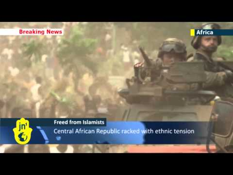 Bangui Celebrates as Muslim Rebels Depart: Seleka rebels evicted in wake of sectarian violence