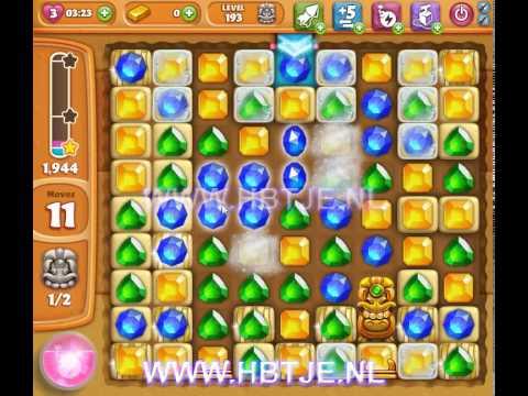 Diamond Digger Saga level 193