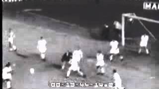18/06/1961 - Torneo Italia 61 - Juventus-Santos 0-2