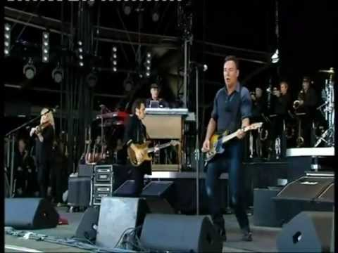 Wrecking ball - isle of wight 2012 - bruce springsteen