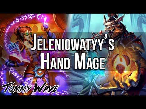 Jeleniowatyy's Hand Mage - Hearthstone Decks