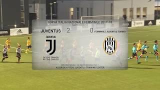 HIGHLIGHTS: Coppa Italia Juventus Women vs Juventus Torino Femminile