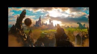 Oz Wielki I Potężny Polski Zwiastun [dubbing] [HD