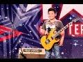 Eric Torres - Guitarra Eléctrica - Audiciones Semana 1 - Perú Tiene Talento
