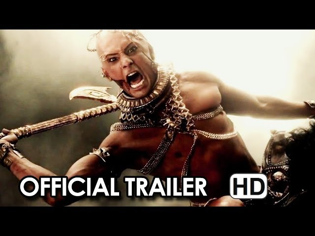 300: Rise of an Empire Official Trailer #2 (2014) HD