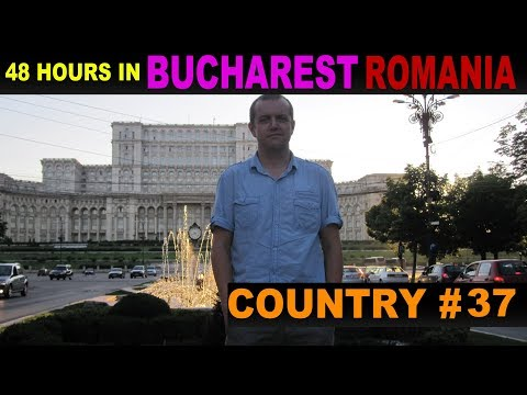 A Tourist's Guide to Bucharest, Romania