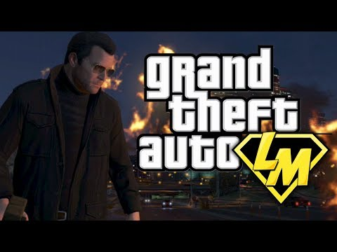 GTA 5: The Amazing Adventures of Lemon-Man! - (GTA V Funny Moments)