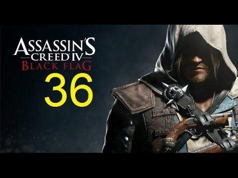 Lets Play Assassin´s Creed 4 - Black Flag Deutsch Part 36 - Sammeln und Töten