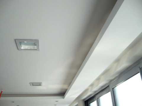 Użycie płyt gipsowo-kartonowych do sufitów podwieszanych