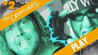 The Creatures play: WCW vs. NWO World Tour N64 (Part 2)