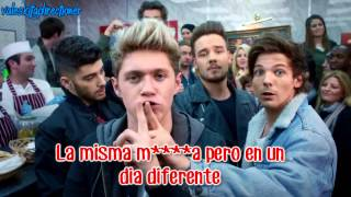 One Direction Midnight Memories (Video Oficial Traducido