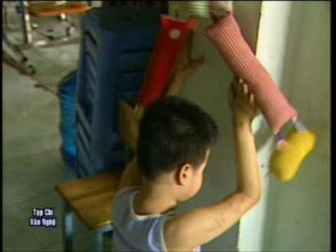 Chùa Pháp Võ - Nuôi dạy trẻ mồ côi - VATC hoạt động từ thiện