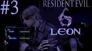 Resident Evil 6 Walkthrough Leon Part 3 Need A