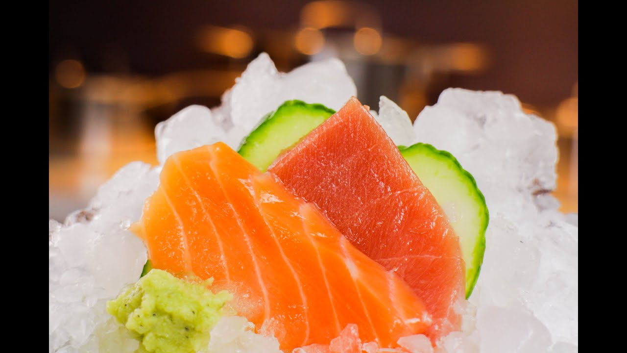 Sushi grade fish youtube for Best fish for sushi
