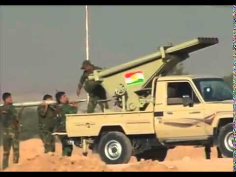 Cảnh giao tranh ác liệt tại Iraq