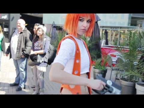 Mang'Azur 2012 COSPLAY VIDEO
